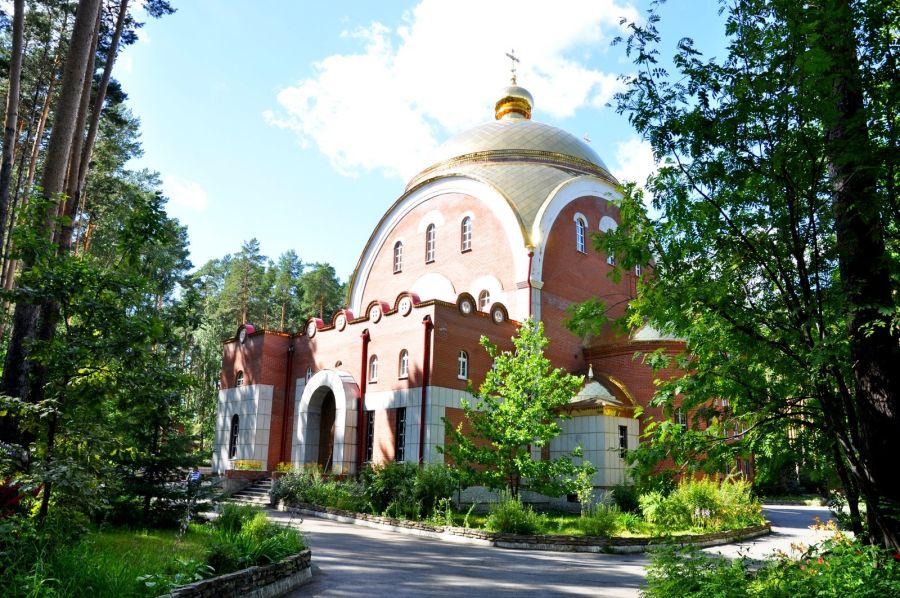 Фотография Храм во имя святого целителя Пантелеймона