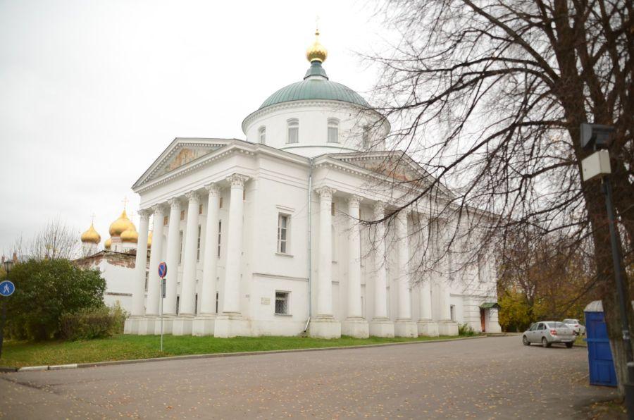 Ильинско-Тихоновская церковь фото