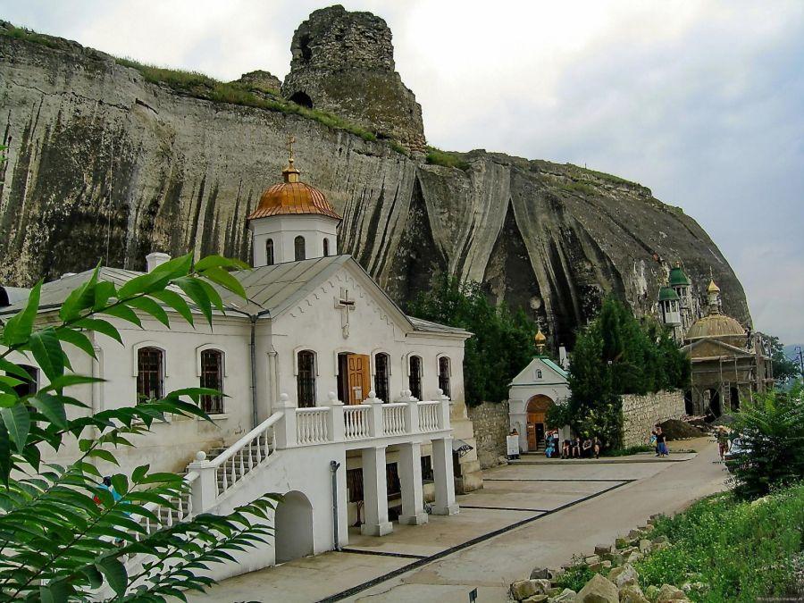 Фотография Инкерманский пещерный монастырь