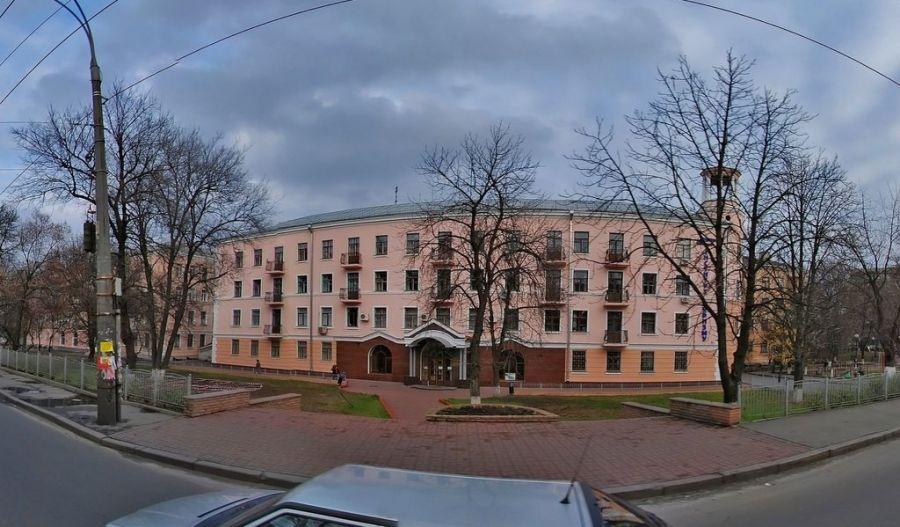 Институт туризма федерации профсоюзов Украины фото