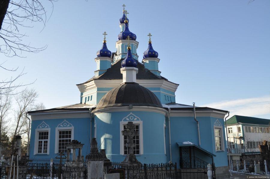 Фотография Иоанно-Предтеченский кафедральный собор