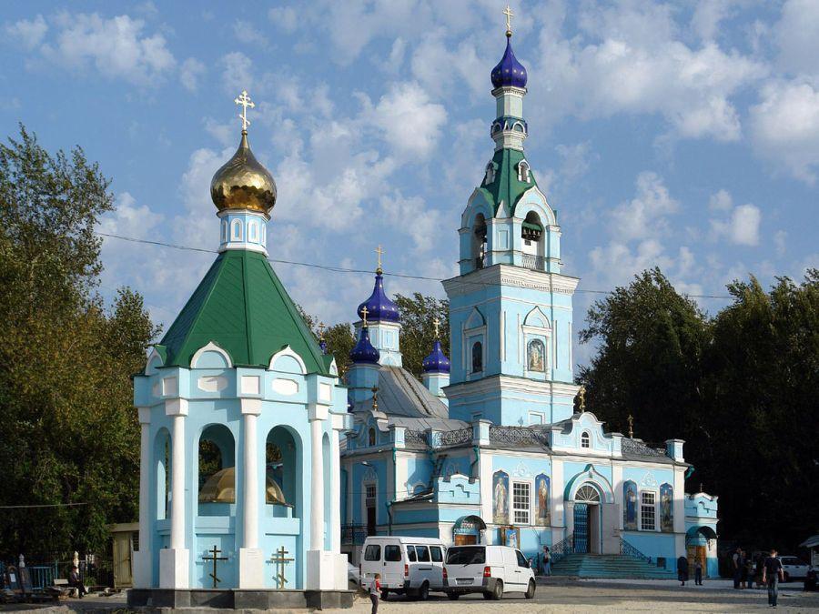 Иоанно-Предтеченский кафедральный собор фото