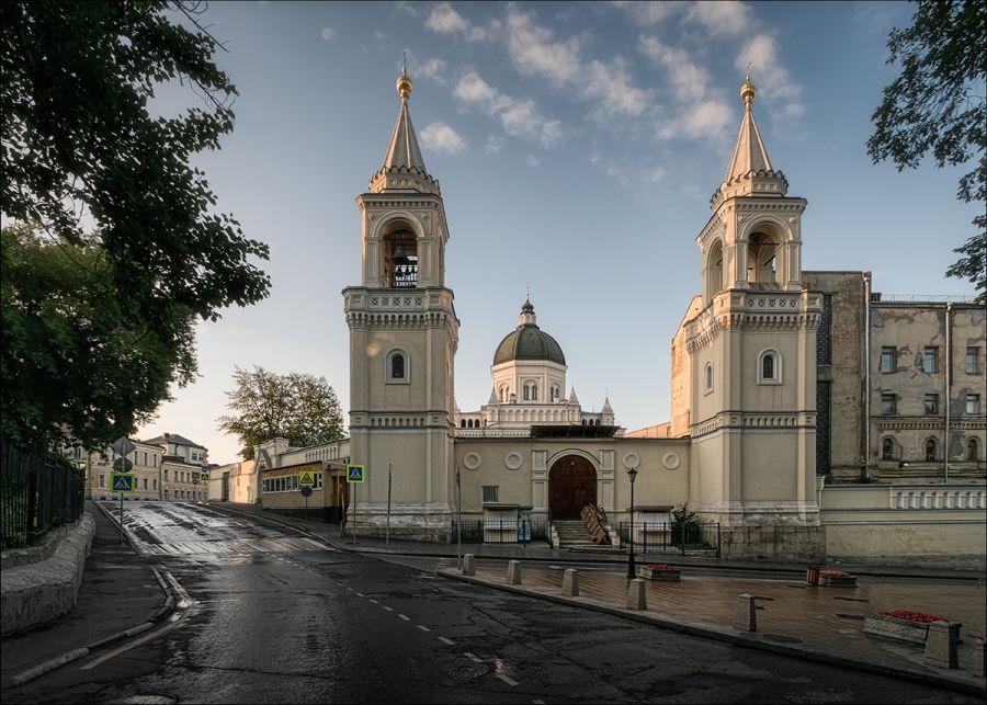 Иоанно-Предтеченский монастырь фото