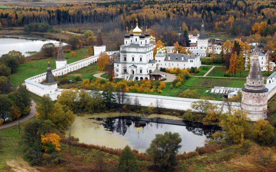 Фотография Иосифо-Волоцкий монастырь