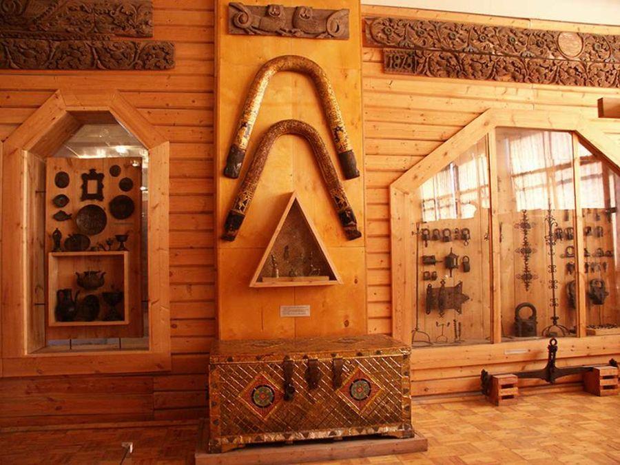 Музей истории художественных промыслов Нижегородской области фото