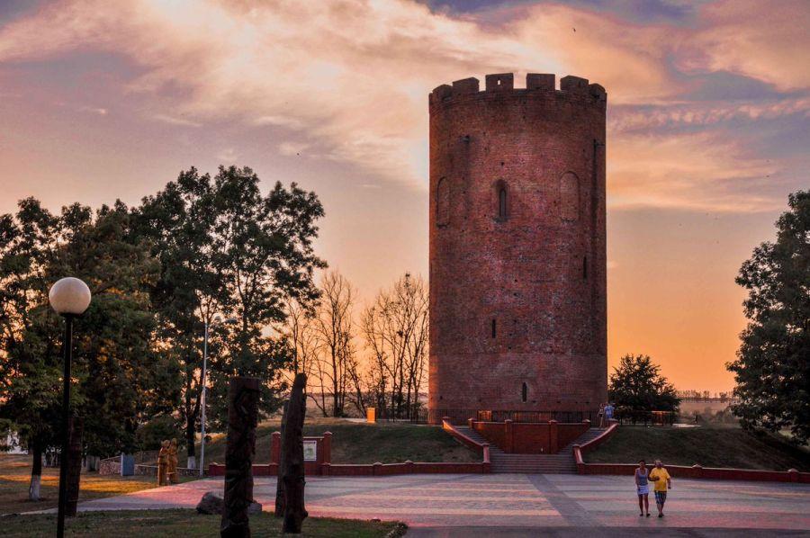 Каменецкий замок фото