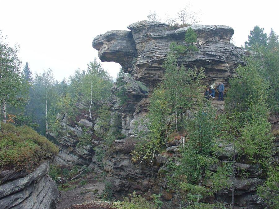 Каменный город фото