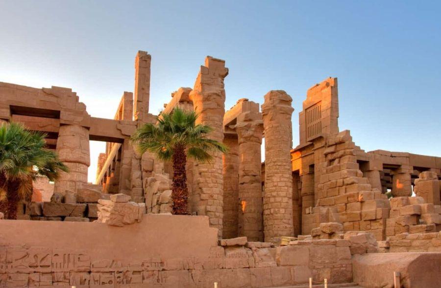 Фотография Карнакский храм