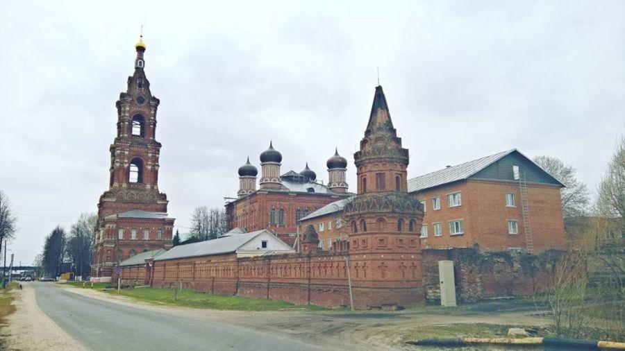 Казанский Колычевский монастырь фото