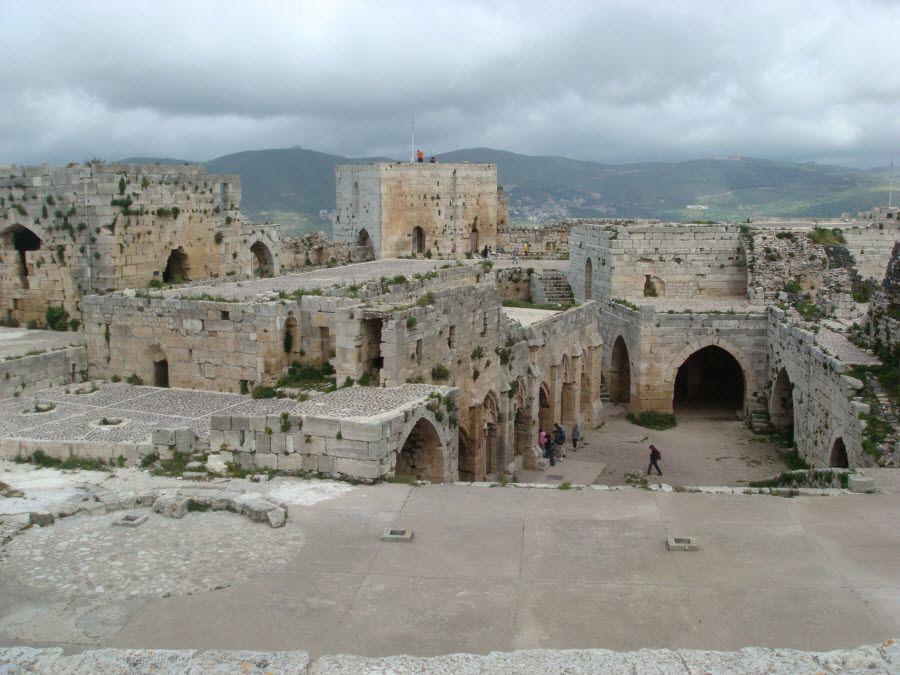 Фото руины города Сувейда
