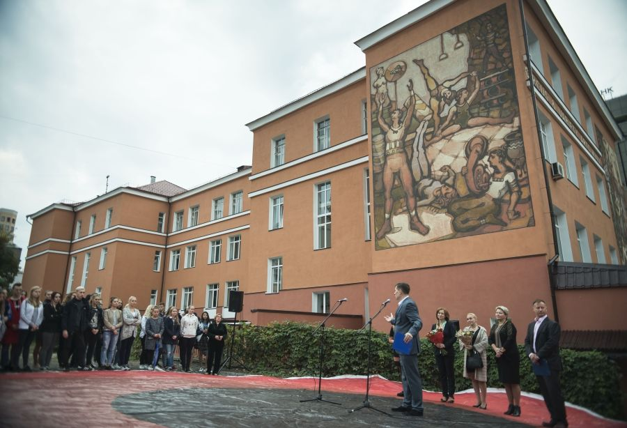Киевская муниципальная академия эстрадного и циркового искусств фото