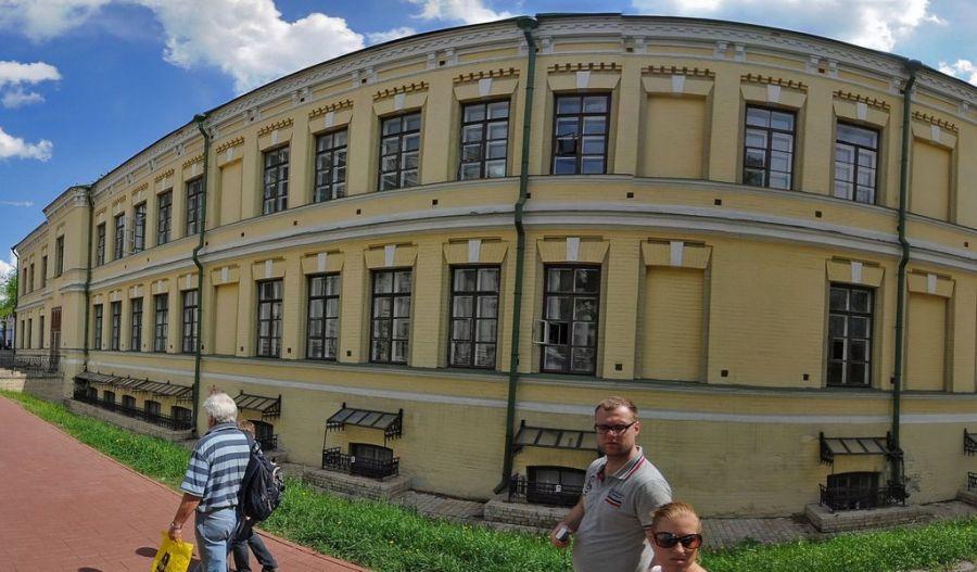 Киевская православная богословская академия фото