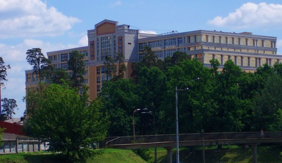 Киевский международный университет фото