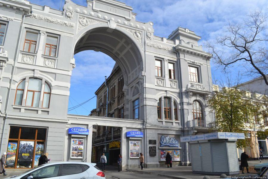 Кинотеатр имени Т. Г. Шевченко фото