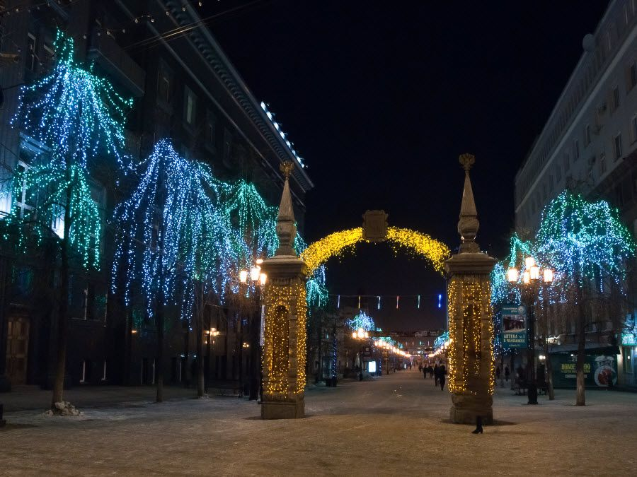 Фото Кировка в Челябинске