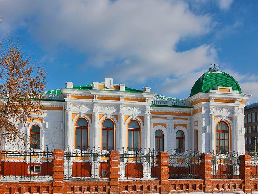 Особняк купца Батюшкова (Дом Колчака) фото