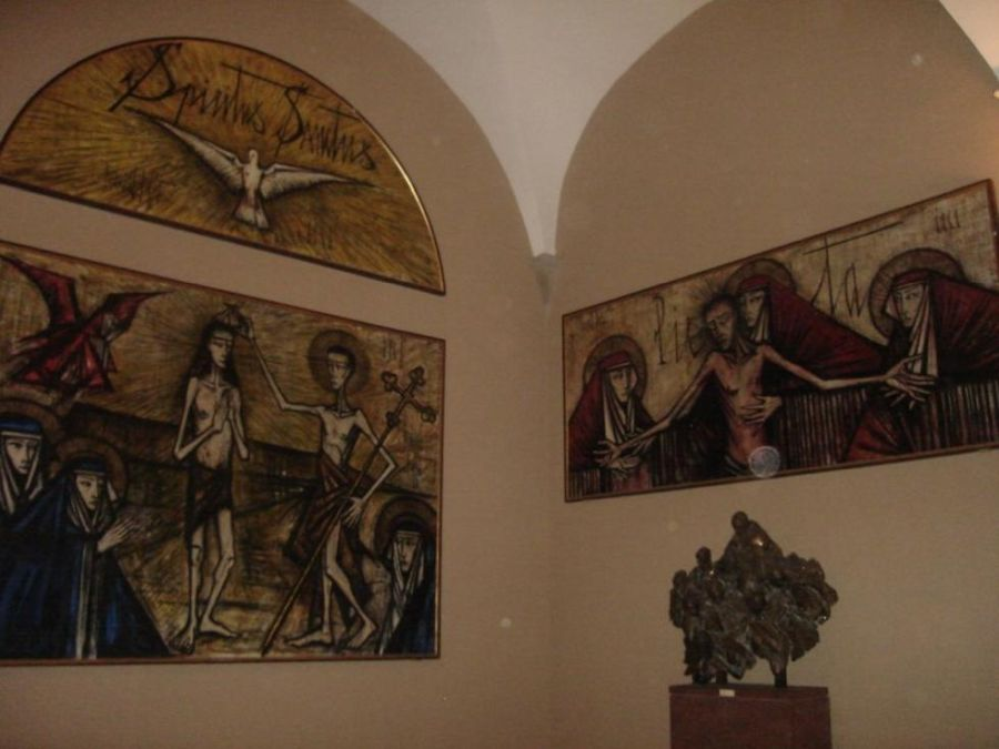 Коллекция современного религиозного искусства фото