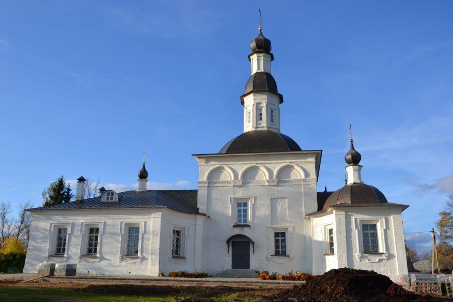 Колоцкий монастырь фото