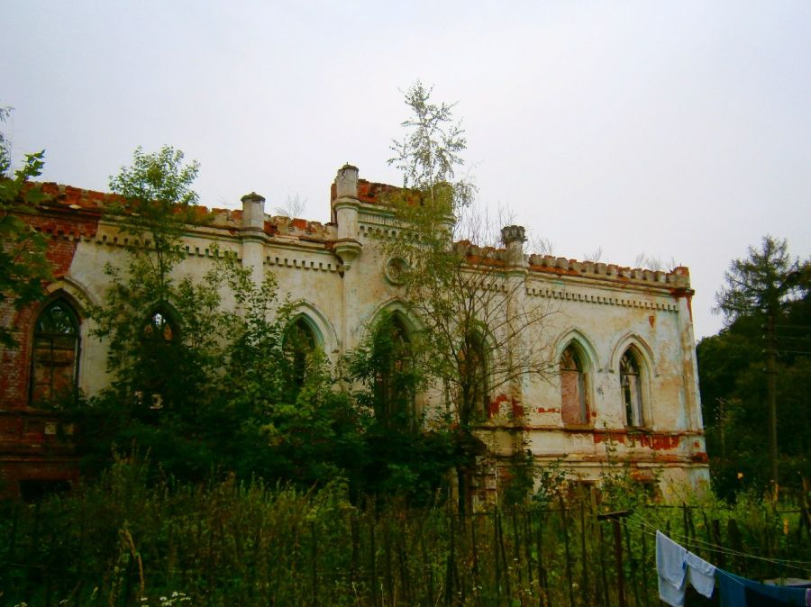 Колосовский замок фото