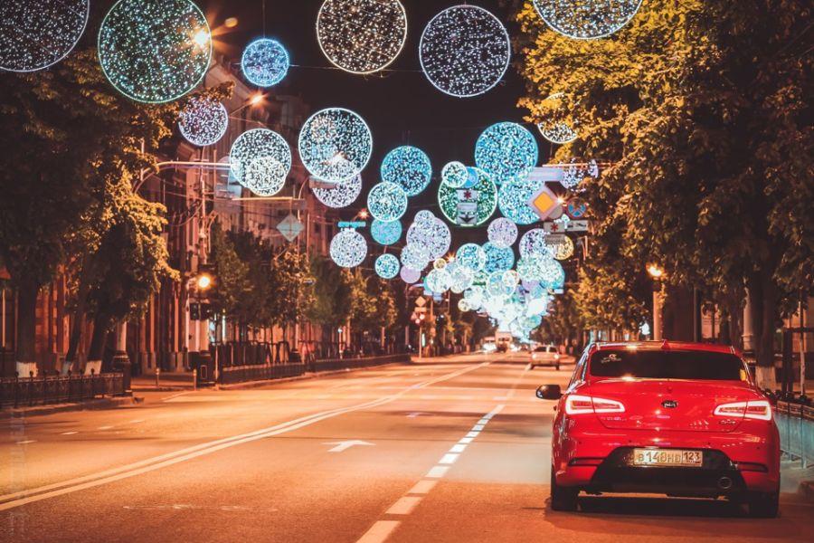 Фотография Красная улица