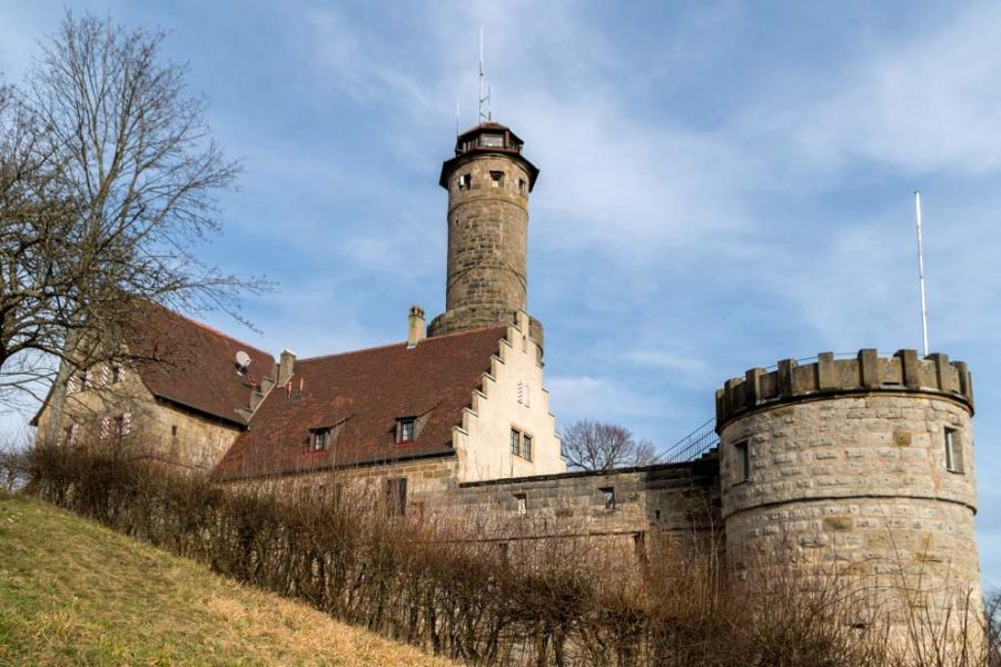 Крепость Альтенбург фото