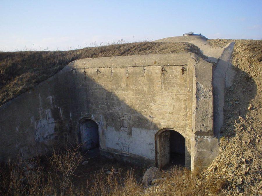 Крепость во Владивостоке фотография