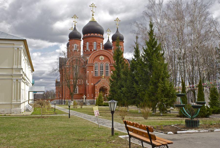 Крестовоздвиженский Иерусаимский монастырь фото