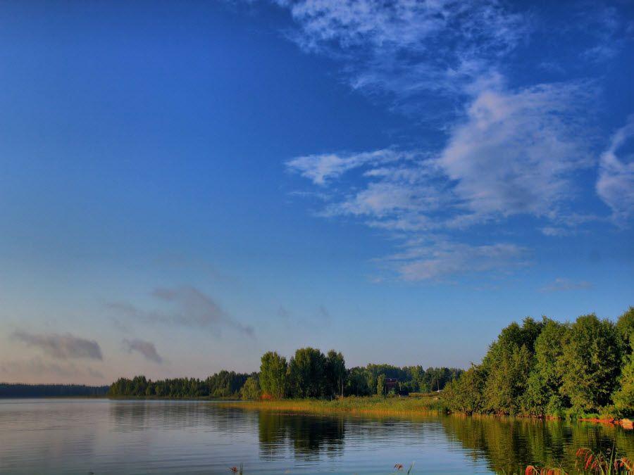 Озеро Велье в Новгородской области фото