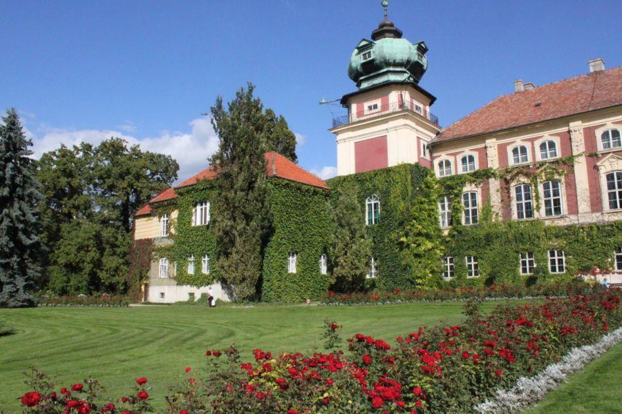 Ланьцутский замок фото