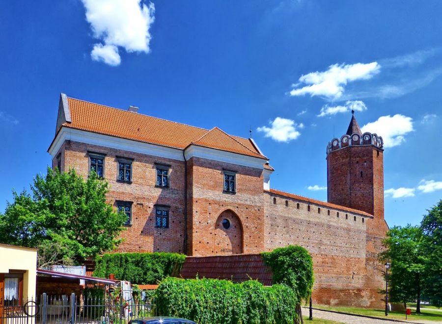 Ленчицкий замок фото
