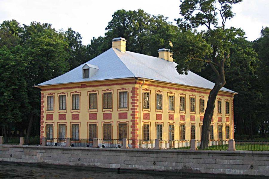 Летний дворец Петра Первого фото
