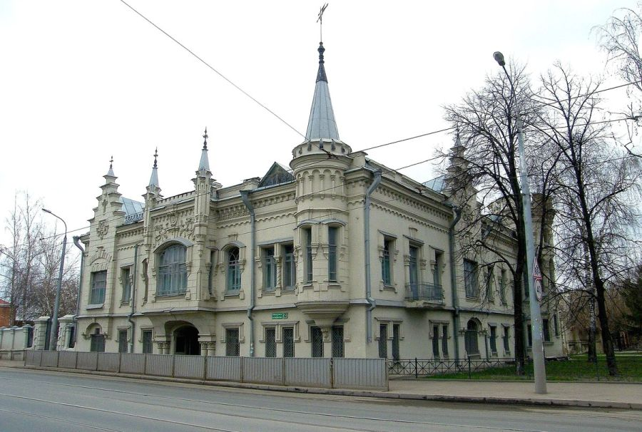 Литературный музей Габдуллы Тукая фото