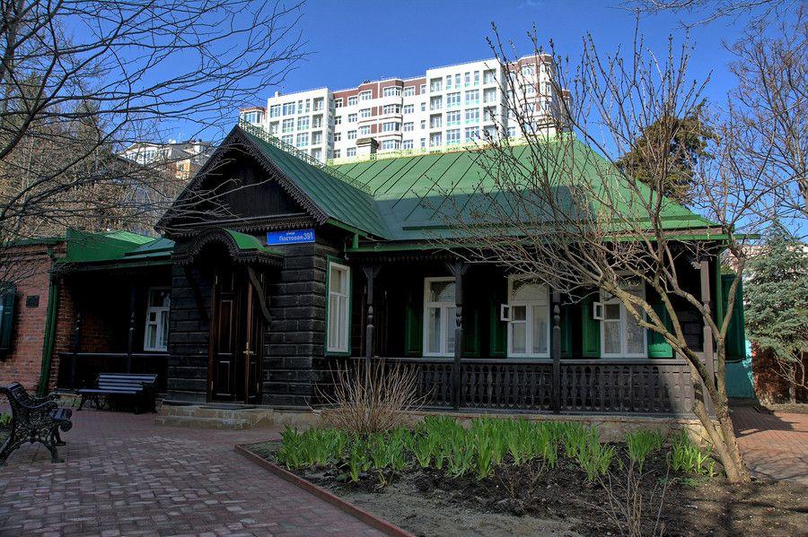 Литературный музей Кубани фото