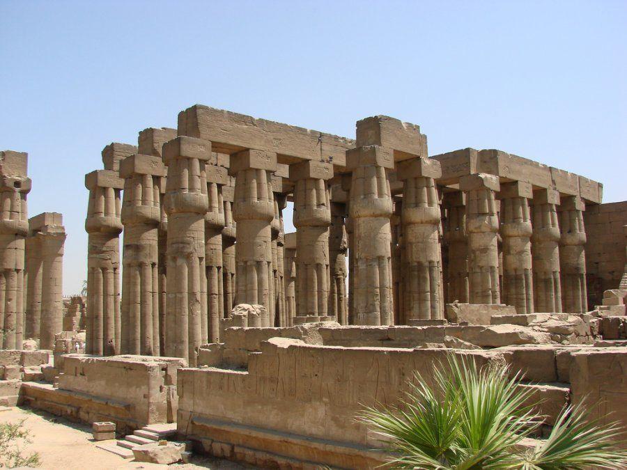Фотография Луксорский храм