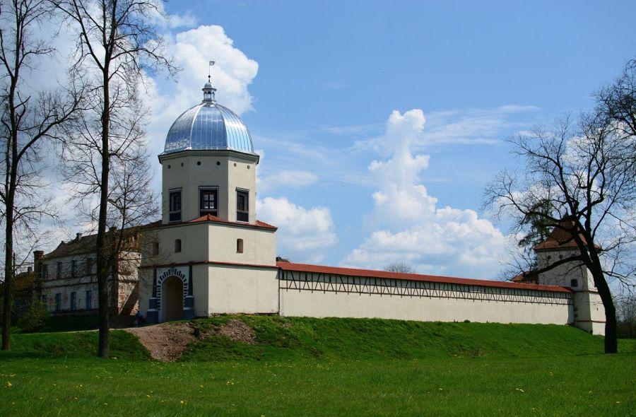 Любчанский замок фото