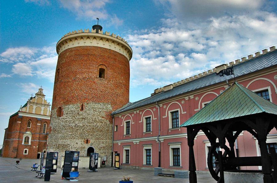Люблинский замок фото