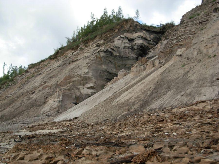 Мамонтовая гора фото