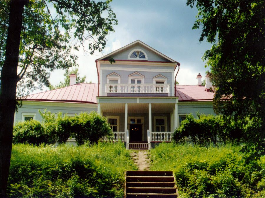 Усадьба Абрамцево в Московской области фото