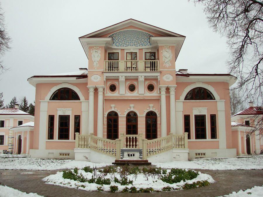 Фото усадьба Брянчаниновых в селе Покровское