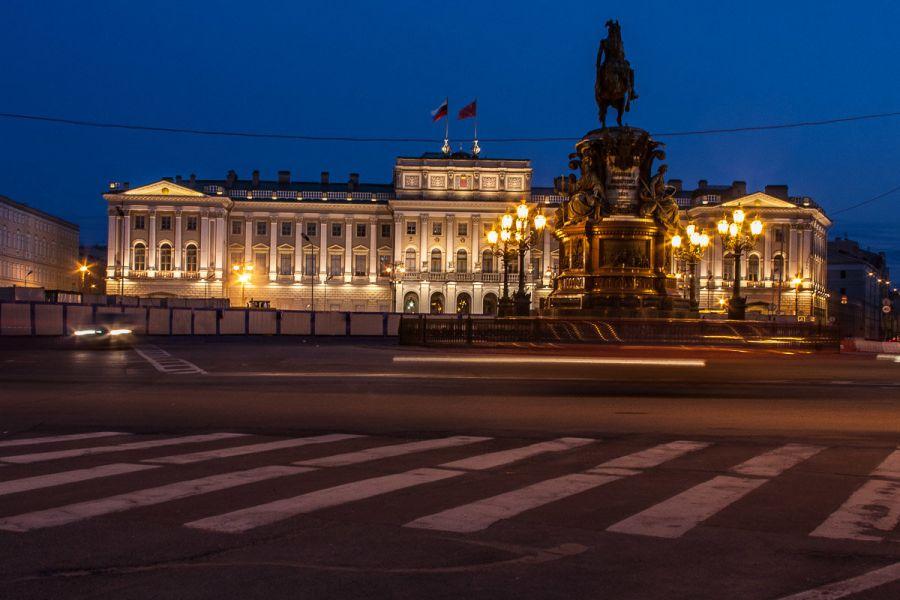 Мариинский дворец фото