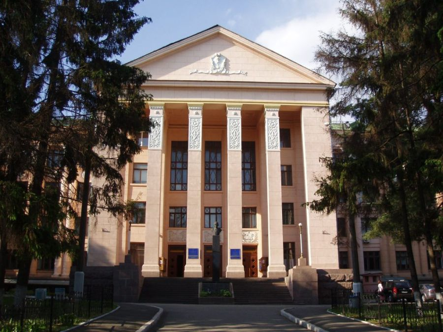Национальный медицинский университет имени А. Богомольца фото