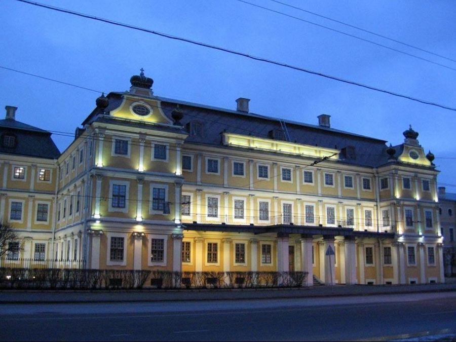 Меншиковский дворец фото
