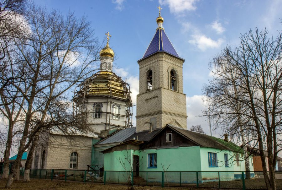 Михаила Архангела церковь фото