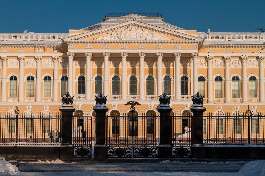 Михайловский дворец фото