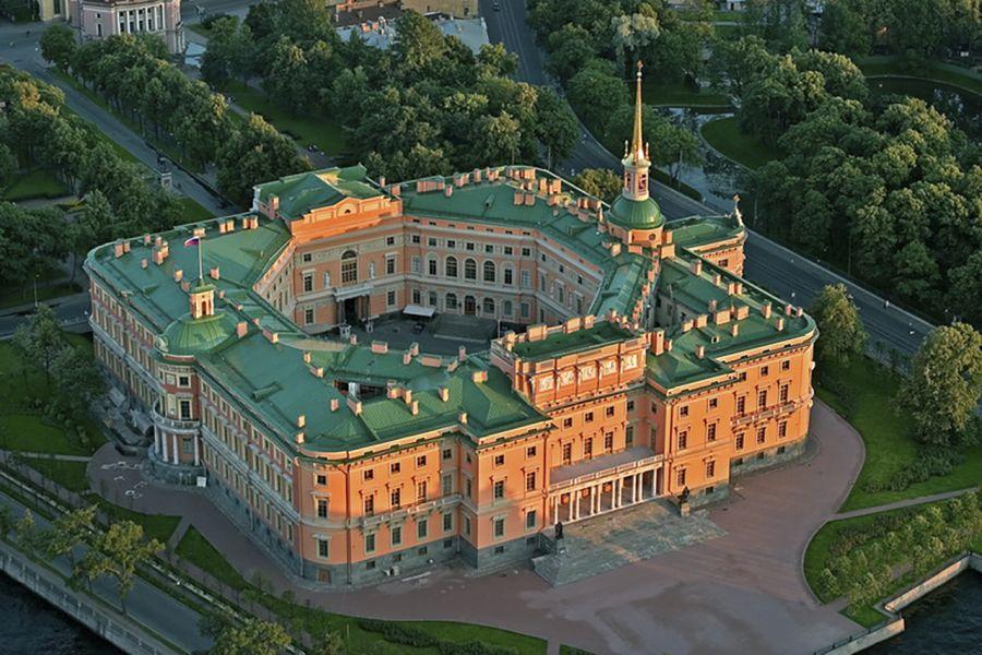 Фотография Михайловский замок