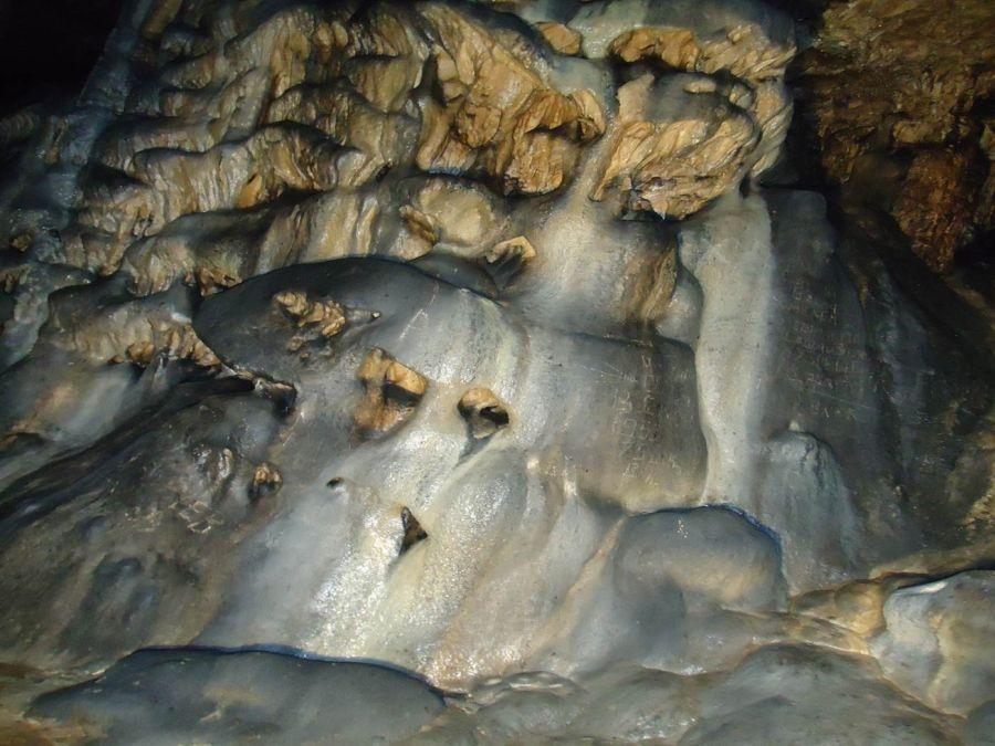 Мокрушинская пещера фото