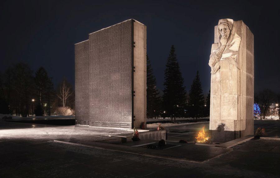 Фотография Монумент Славы