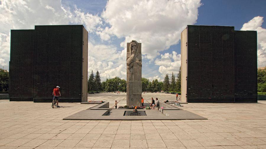 Монумент Славы фото