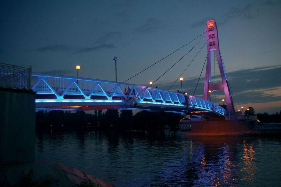 Фотография Мост Поцелуев