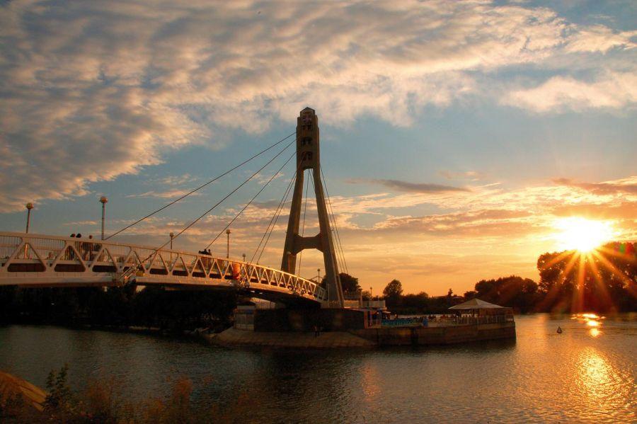 Мост Поцелуев фото
